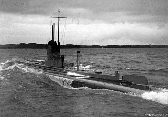 Kaiserliche Marine Uboot / U-Boot SM U 8