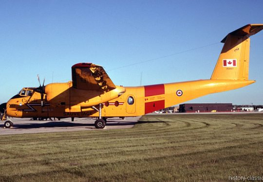 RCAF Royal Canadian Air Force De Havilland Canada DHC-5 / CC-115 Buffalo