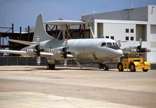 U.S. Customs and Border Protection Lockheed P-3AEWC Orion
