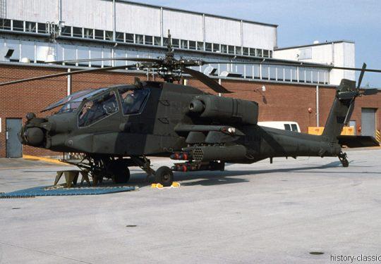 US ARMY / United States Army AH-64 Apache