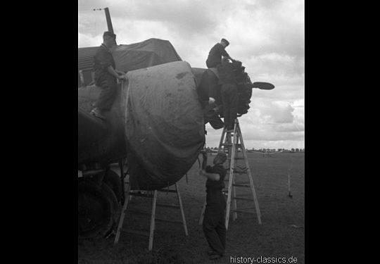 Wehrmacht Luftwaffe Junkes Ju 52/3m g4e und Junkes Ju 87 Stuka