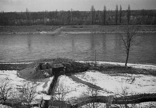 2. Weltkrieg Europa Frankreich - Bunker
