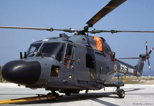 Französische Marine / French Navy / Marine Nationale Westland Lynx