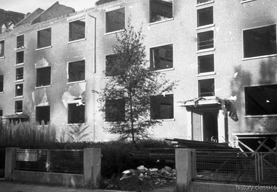 Ruinen und Wiederaufbau Frankfurt am Main 1945 bis 1949