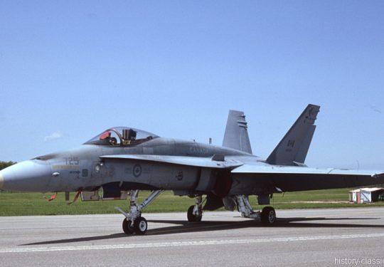 RCAF Royal Canadian Air Force McDonnell Douglas F-18 / CF-18 Hornet