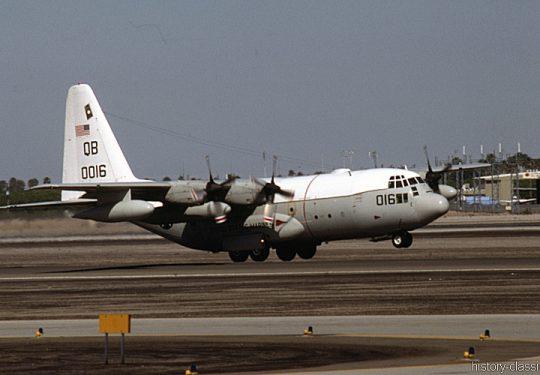 USMC United States Marine Corps Lockheed KC-130R Hercules