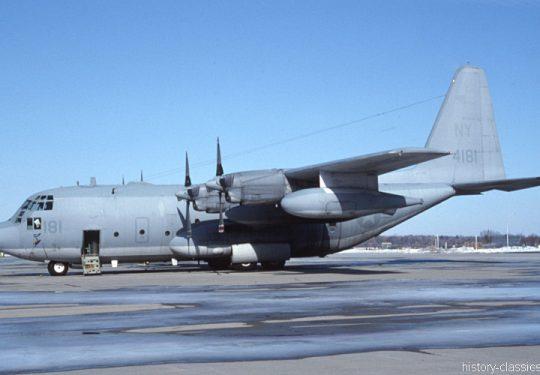 USMC United States Marine Corps Lockheed KC-130T Hercules