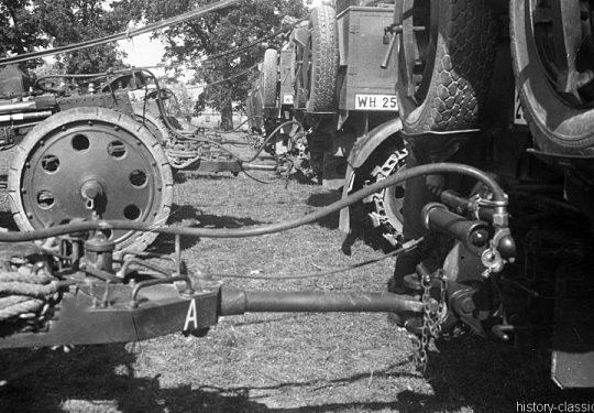 Wehrmacht Heer Schwere Feldkanone K16 / K 429 15 cm (Krupp)