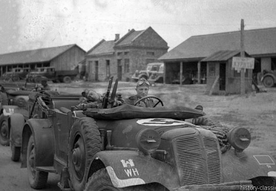 2. Weltkrieg Wehrmacht Heer Europa – Weißrussland