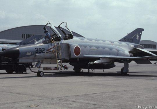 Japanische Luftwaffe JASDF Mitsubishi F-4EJ Kai / Phantom II