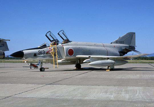 Japanische Luftwaffe JASDF Mitsubishi RF-4EJ Kai / Phantom II