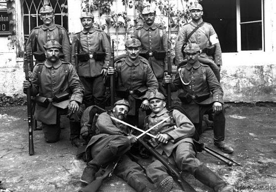 Deutschland Uniformen Deutsches Heer bis 1914 - Infanterie-Regiment 2 / Uniforms Imperial German Army until 1914 - 2nd Infantry Regiment