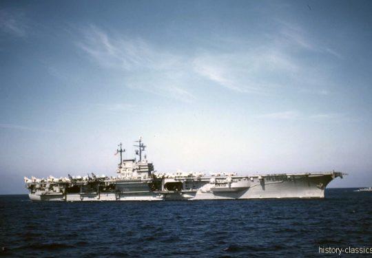 US NAVY / United States Navy Flugzeugträger Forrestal-Klasse / Aircraft Carrier Forrestal-Class - USS Forrestal CV-59