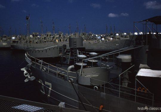 US NAVY / United States Navy Landungs-Einheiten / Landing-Vessels