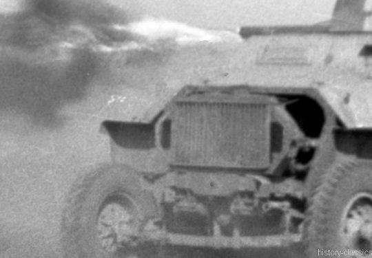 Wehrmacht Heer Halbkettenfahrzeug Schützenpanzerwagen Sd.Kfz. 251/16 Ausf. C Mittlerer Flammpanzerwagen