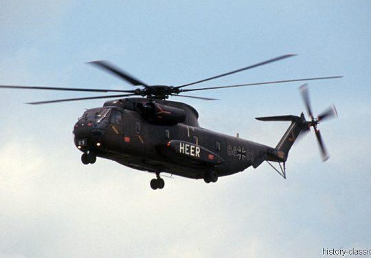 Bundeswehr Heer Sikorsky CH-53G