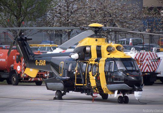 Eurocopter AS 332L2 Super Puma Mk2 - G-JSAR