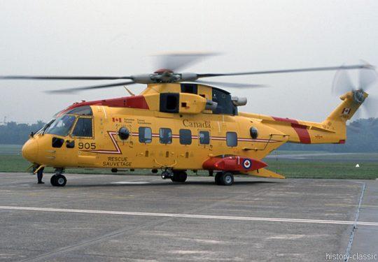 RCAF Royal Canadian Air Force AgustaWestland CH-149 Cormorant
