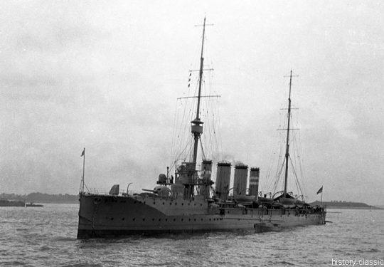 ROYAL NAVY Leichter Kreuzer Town-Klasse - Bristol-Klasse / Light Cruiser Town-Class - Bristol-Class H.M.S. Gloucester