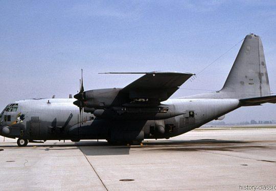 USAF United States Air Force Lockheed AC-130 Gunship / Spooky