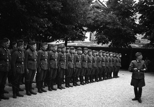 Uniformen Reichsarbeitsdienst RAD / Uniforms The Reich Labour Service