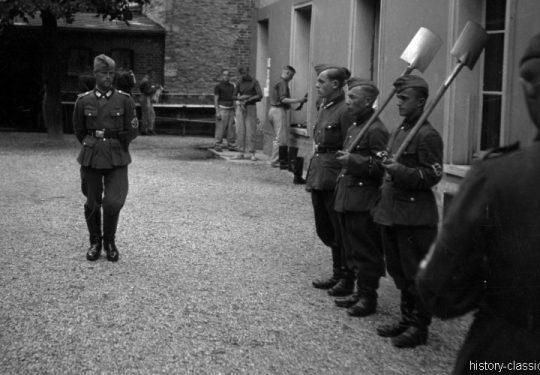 Reichsarbeitsdienst RAD Ausbildung - The Reich Labour Service Training School