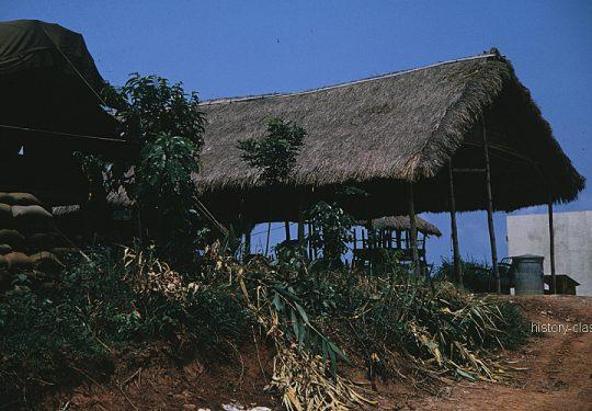 USA Vietnam-Krieg / Vietnam War – Da Nang Basecamps in the neighbourhood