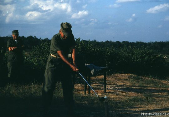 USA Vietnam-Krieg / Vietnam War  - USMC United States Marine Corps 3rd Marine Division / 12th Marine Regiment - The Camp