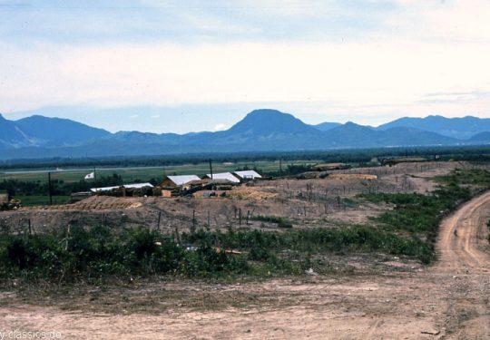 USA Vietnam-Krieg / Vietnam War  - USMC United States Marine Corps 3rd Marine Division / 12th Marine Regiment - Da Nang - Lúy Loan River / Tuy Loan