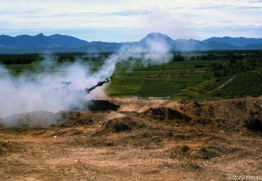 USA Vietnam-Krieg / Vietnam War  - USMC United States Marine Corps 3rd Marine Division / 12th Marine Regiment - Hill 65