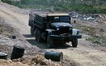 USMC United States Marine Corps Truck M35A1