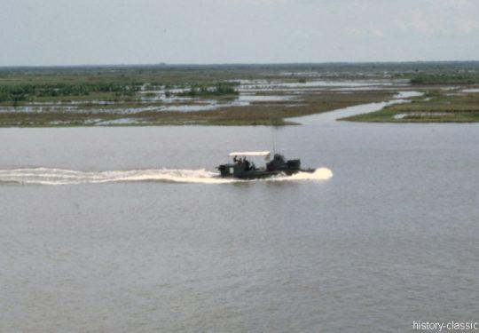 Vietnam-Krieg / Vietnam War - Süd Vietnam Marine / Republic of Vietnam Navy Patrol Boat