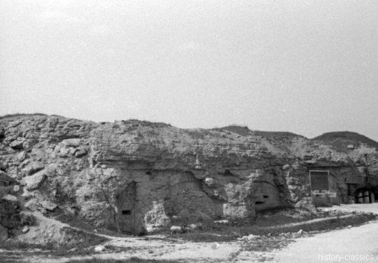 Frankreich Kriegsgräber / Graveyard -  Verdun