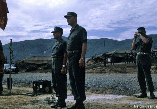 USA Vietnam-Krieg / Vietnam War  - USMC United States Marine Corps 3rd Marine Division / 12th Marine Regiment - The Camp Da Nang