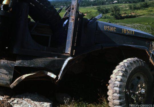 USMC United States Marine Corps Truck M35A1 - USA Vietnam-Krieg / Vietnam War