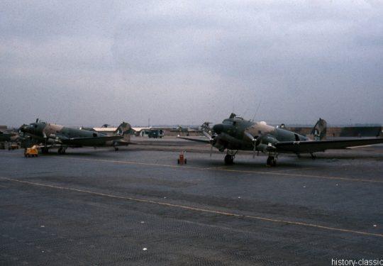 USAF United States Air Force Douglas EC-47P Skytrain - Vietnam-Krieg / Vietnam War