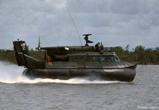 USA Vietnam-Krieg / Vietnam War - LCSR Landing Craft Swimmer Reconnaissance