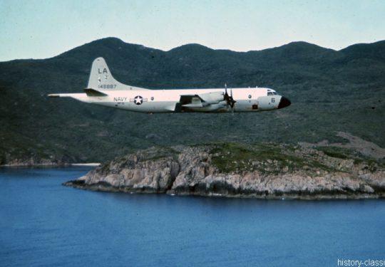 US NAVY / United States Navy Lockheed P-3A Orion - Vietnam-Krieg / Vietnam War