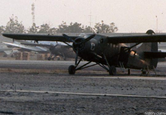 US ARMY / United States Army De Havilland Canada DHC-3 Otter / U-1A Otter - Vietnam-Krieg / Vietnam War