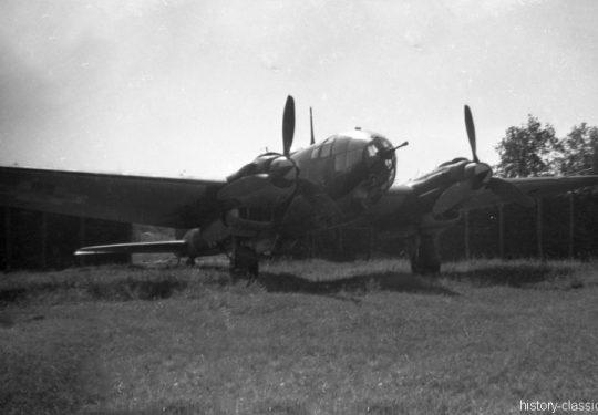 Wehrmacht Luftwaffe Heinkel He 111 H16