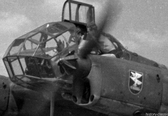 Wehrmacht Luftwaffe Focke-Wulf Fw 189 Uhu