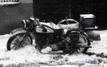 Wehrmacht Motorradgespann Gillet-Herstal