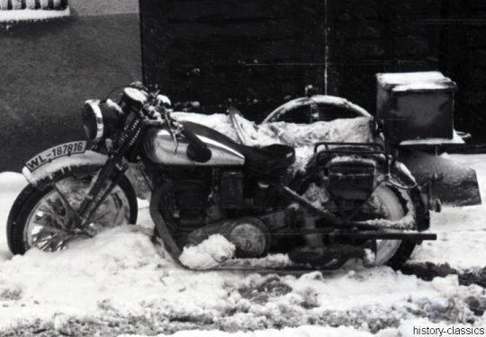 Wehrmacht Luftwaffe Motorradgespann Gillet-Herstal