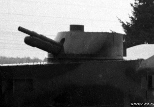 Wehrmacht Heer Panzerzug - Ex Polnischer Panzerzug Smialy and Pilsudczyk