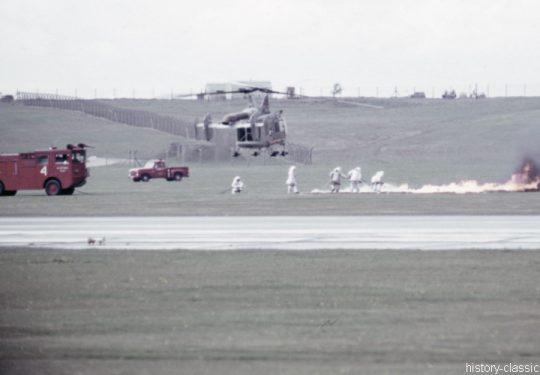 USAF United States Air Force Kaman HH-43F Huskie