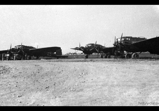 Wehrmacht Luftwaffe Heinkel He 111 H6
