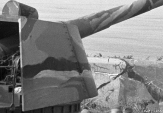 2. Weltkrieg Europa Norwegen – Bunker und Küstenartillerie