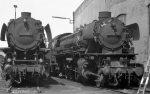 Deutsche Bundesbahn Dampflokomotive Baureihe BR 43