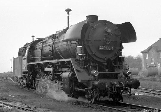 Deutsche Reichsbahn Dampflokomotive Baureihe BR 44