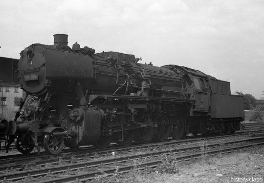 Deutsche Bundesbahn Dampflokomotive Baureihe BR 50